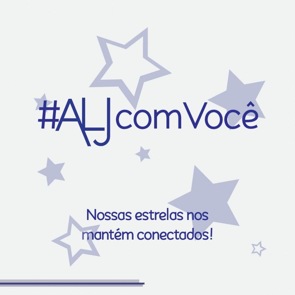 #ALJcomVocê
