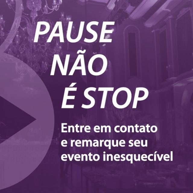 Pause não é Stop!