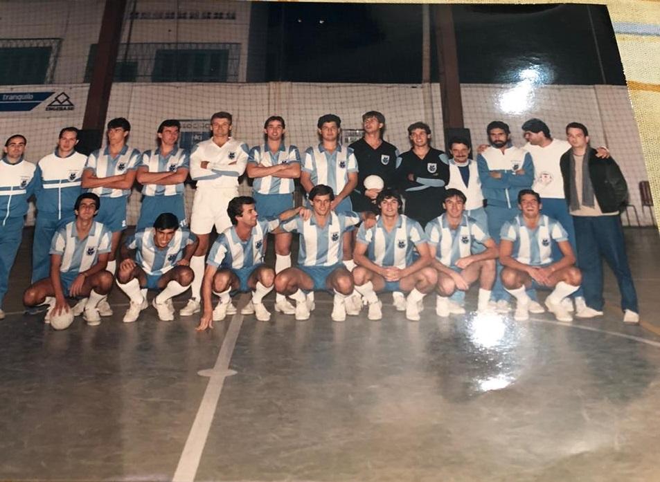 1992 - Equipe Adulta infanto-juvenil
