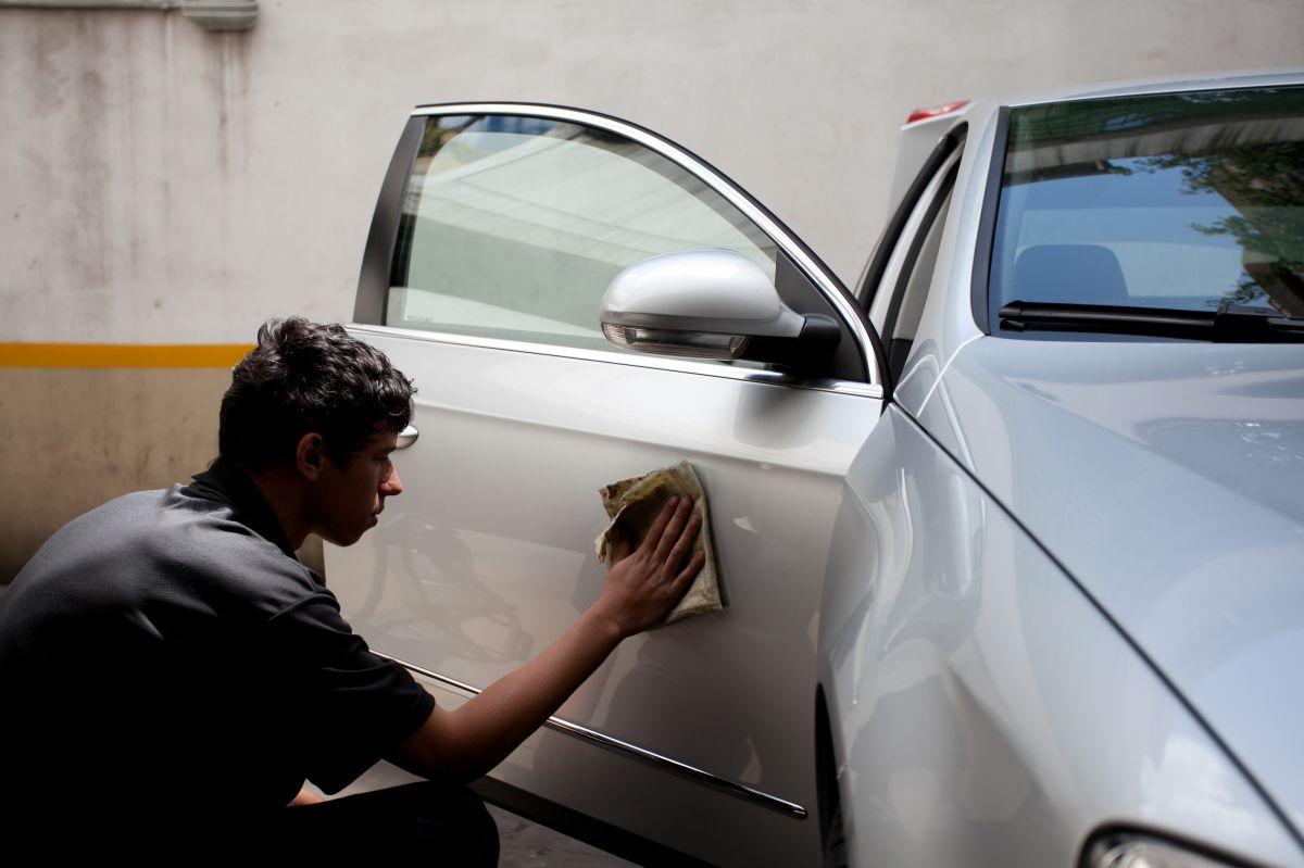 Lavagem de carros ALJ
