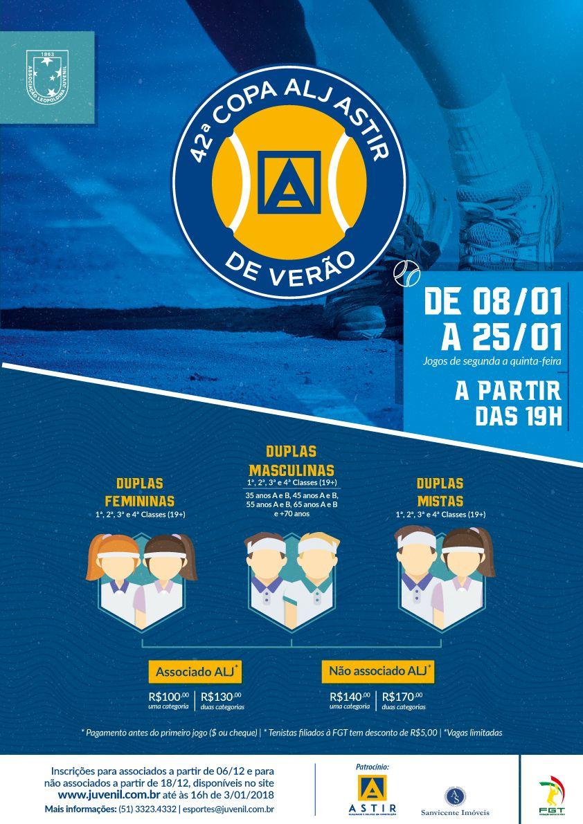 42ª Copa ALJ Astir de Verão 2018