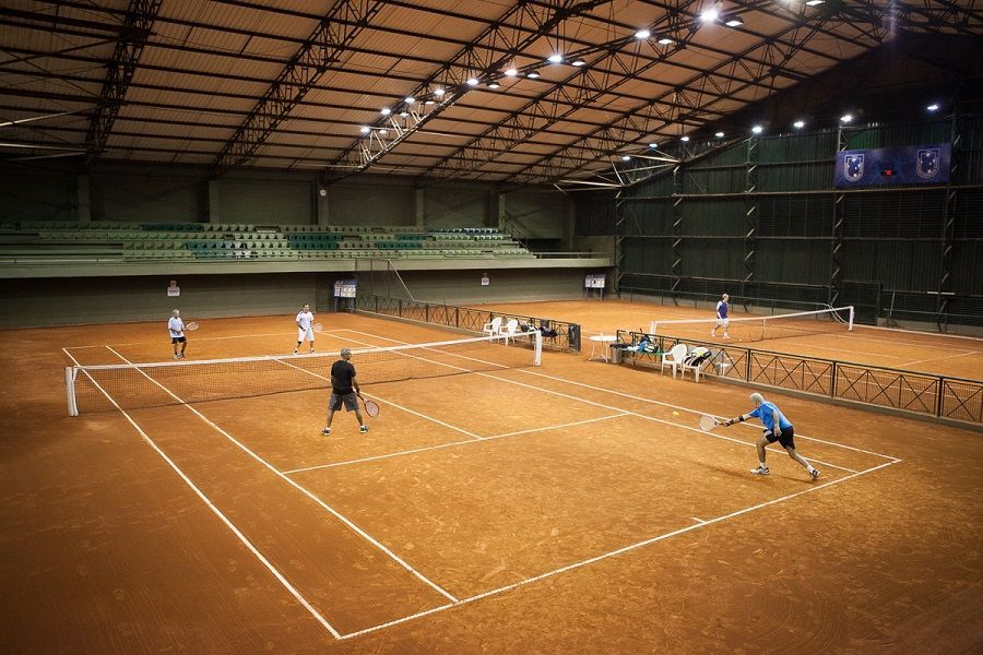 Vai começar o 35° Torneio de Equipes Masculino de Tênis