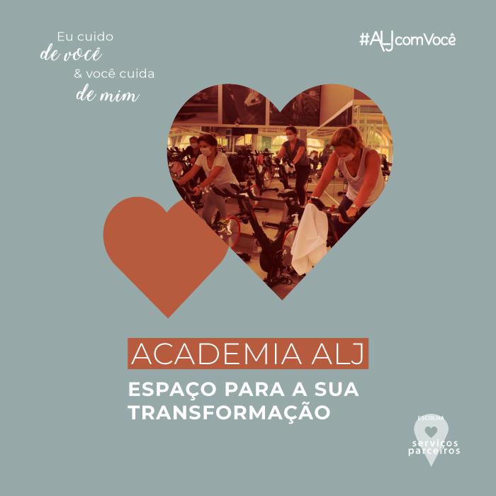 Academia ALJ - AM Centro Físico