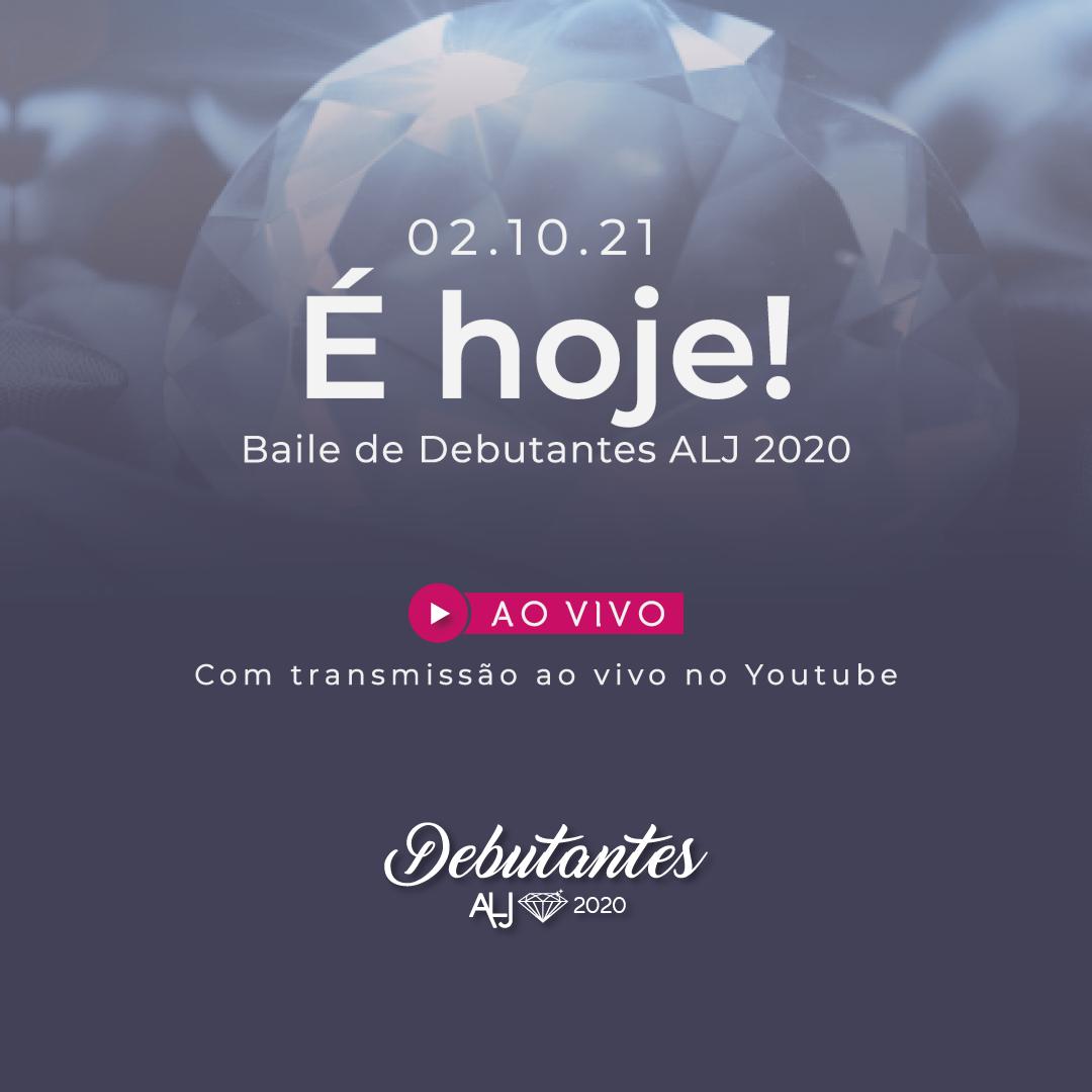 Acompanhe a transmissão do desfile pelo YouTube!