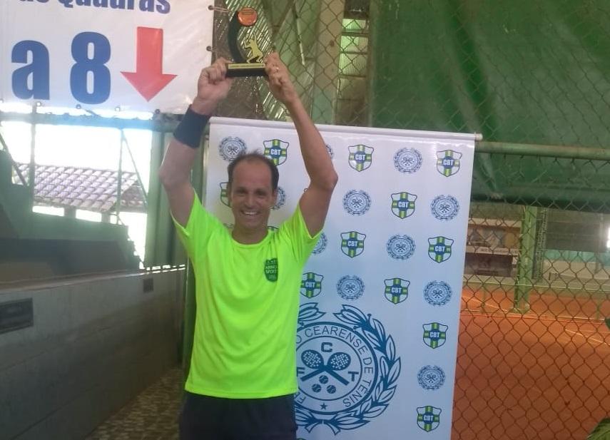 Atleta Marcelo Maciel