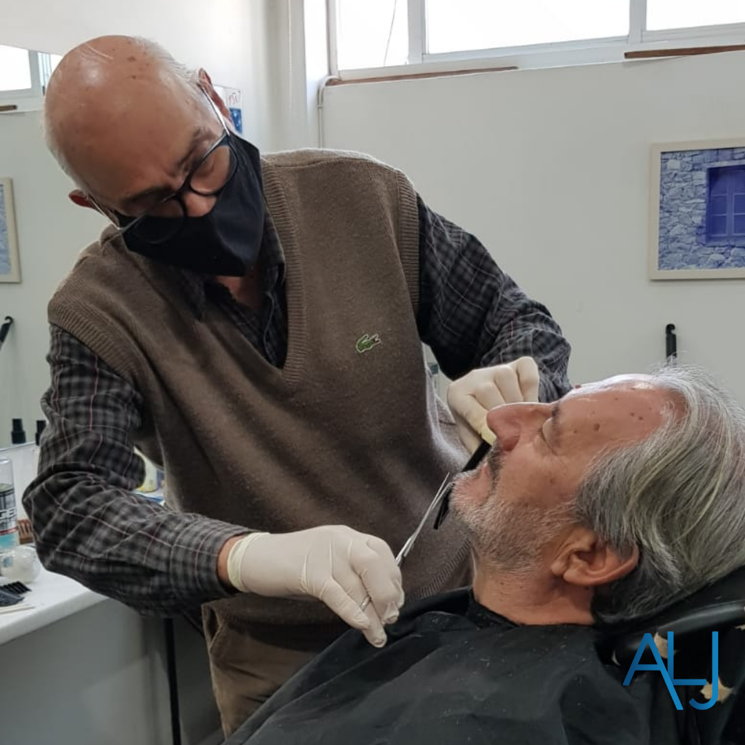 Cabeleireiro e Barbearia masculinos