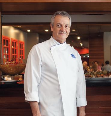 Chef Claudio Solano