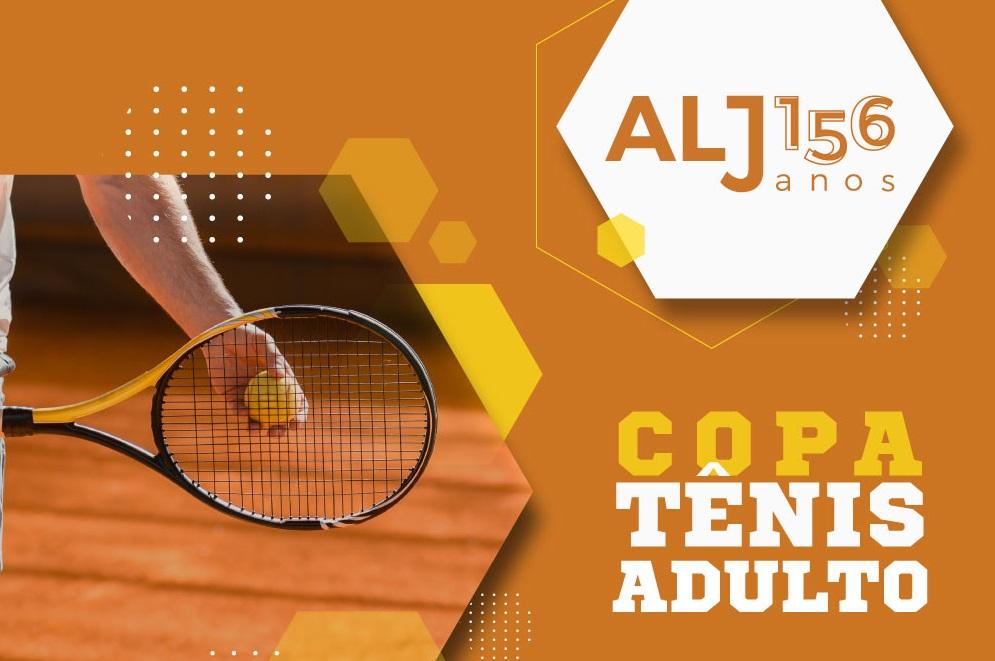 Copa ALJ 156 Anos de Tênis Adulto