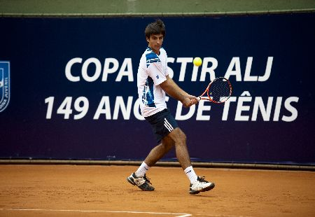 5b89577d515 Juvenil - Copa Astir ALJ 149 Anos de Tênis Adulto começou