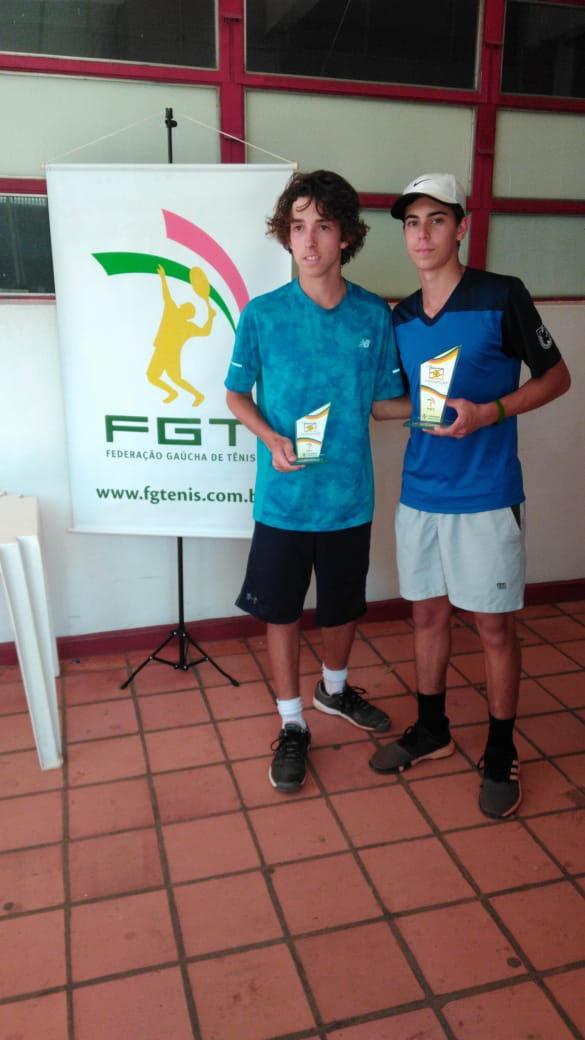 Da esquerda para direita: Augusto Andrade / Bernardo Mussnich