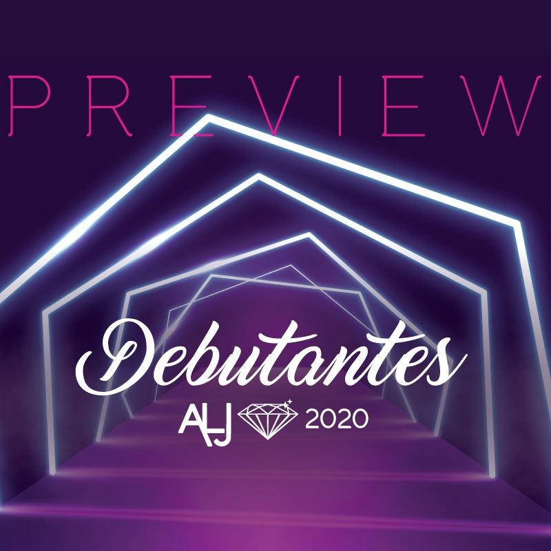 Desfile de apresentação das Debutantes ALJ 2020