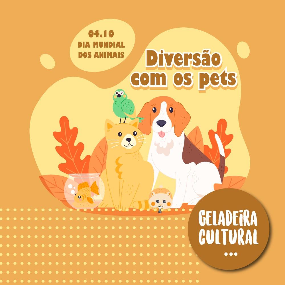Dica #22 - Diversão com os pets