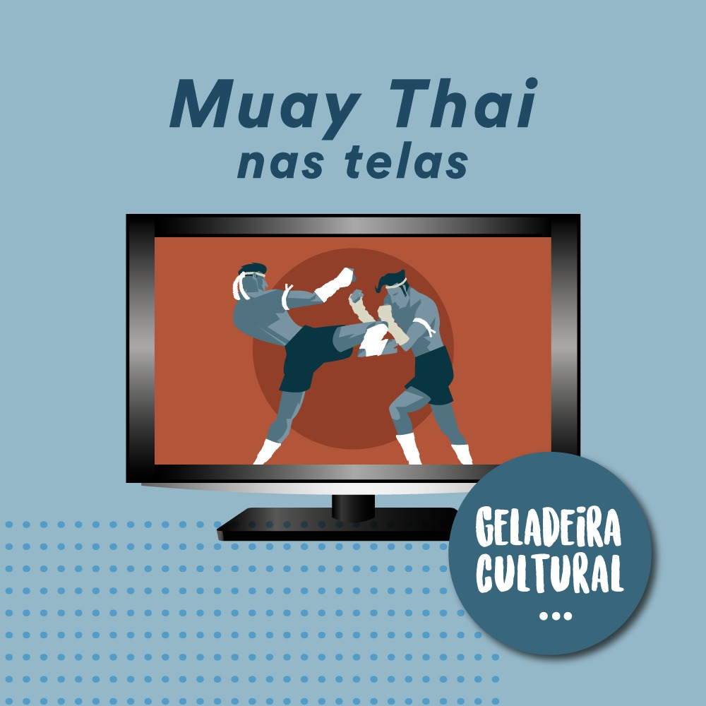 Dica #41 Filmes, documentário e desenho sobre Muay Thai!
