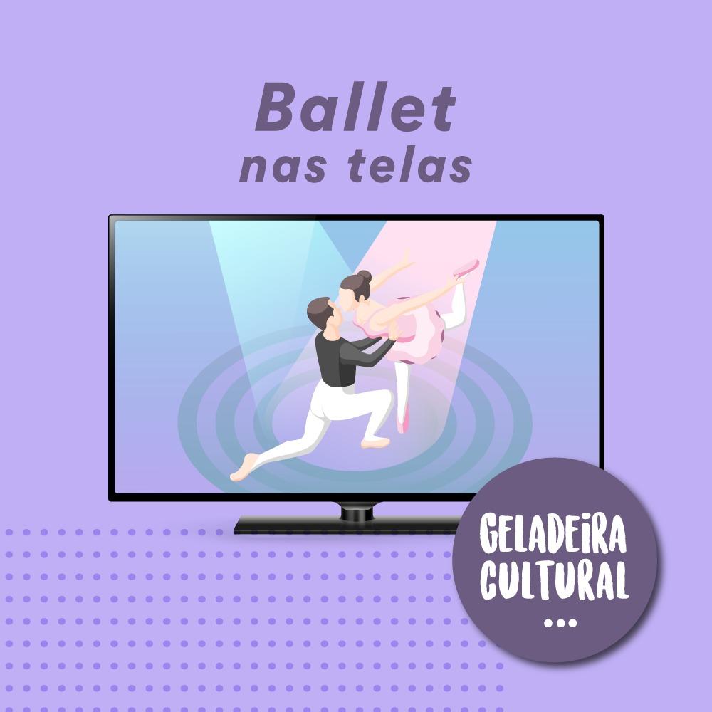 Dica #43 Filmes e documentários sobre Ballet!