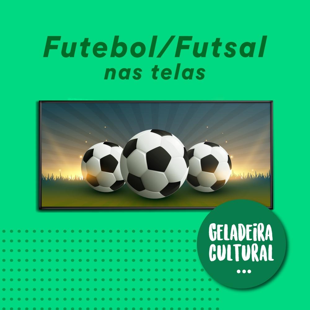 Dica #44 Série e documentário sobre Futsal!