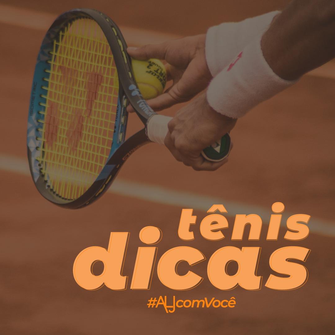 #Dicas Tênis