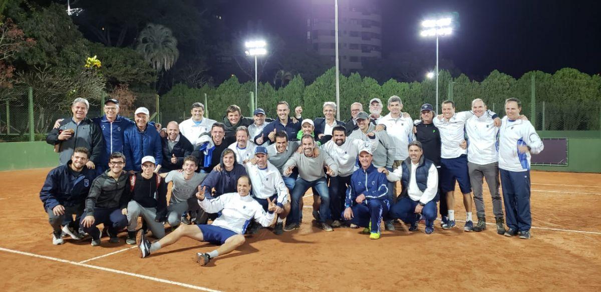 Equipe de Tênis ALJ