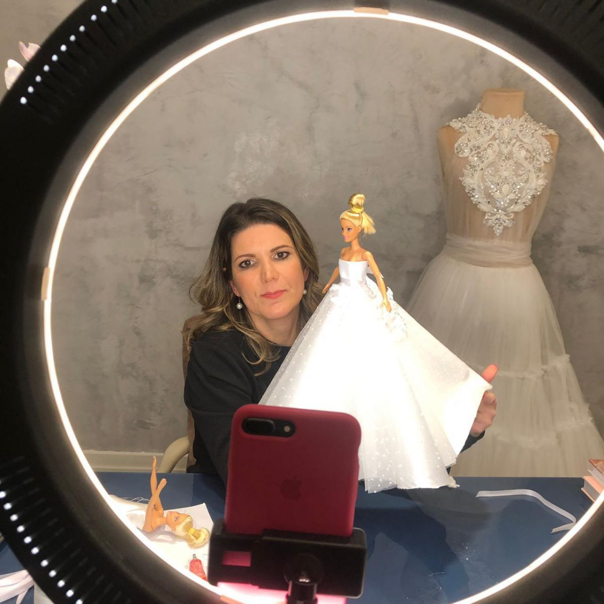 Estilista Camila Piccoli