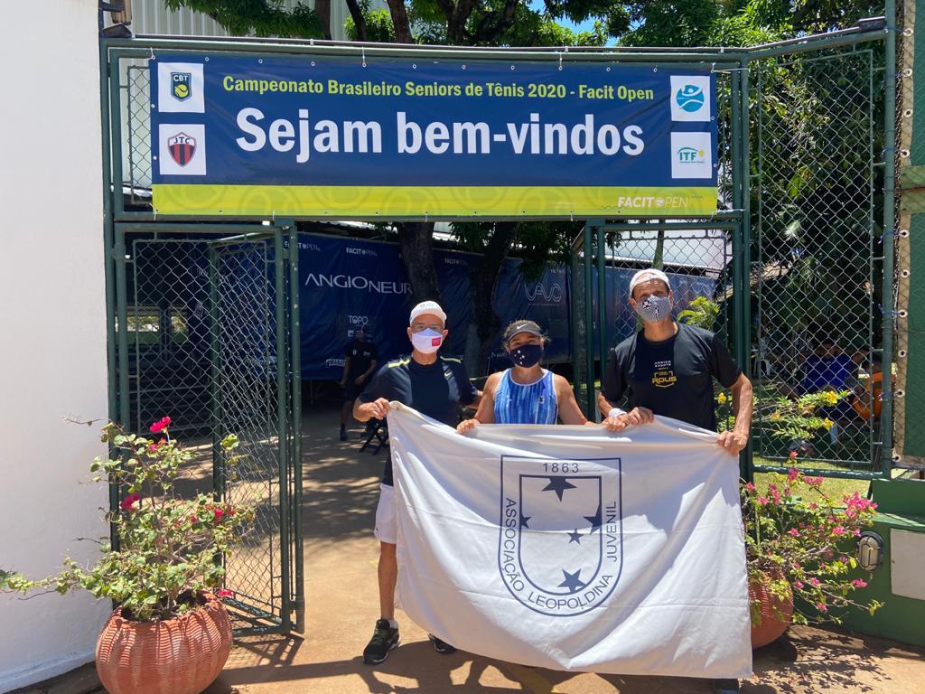 Guedes, Daiello e Maciel levaram a bandeira ALJ