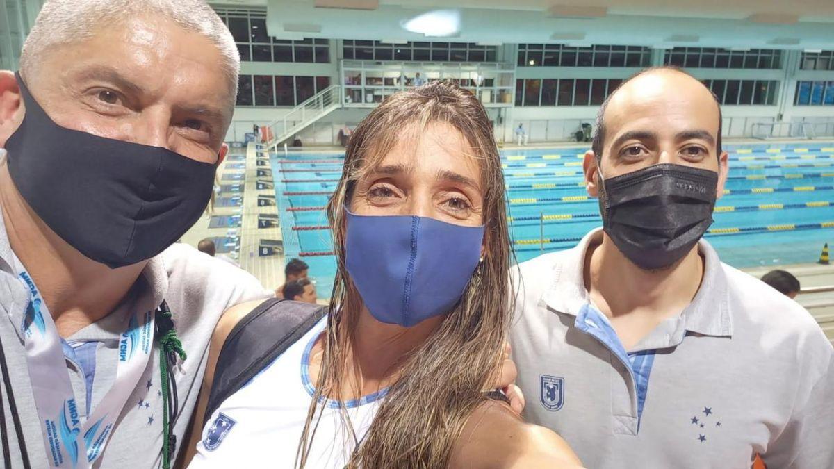 Marcelo Ritzel, Luciana Pigatto e Eduardo Aurélio marcaram presença.Crédito: Arquivo/Marketing ALJ