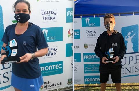 Maria Luisa Daiello e Pedro Freda. Crédito: Arquivo pessoal.