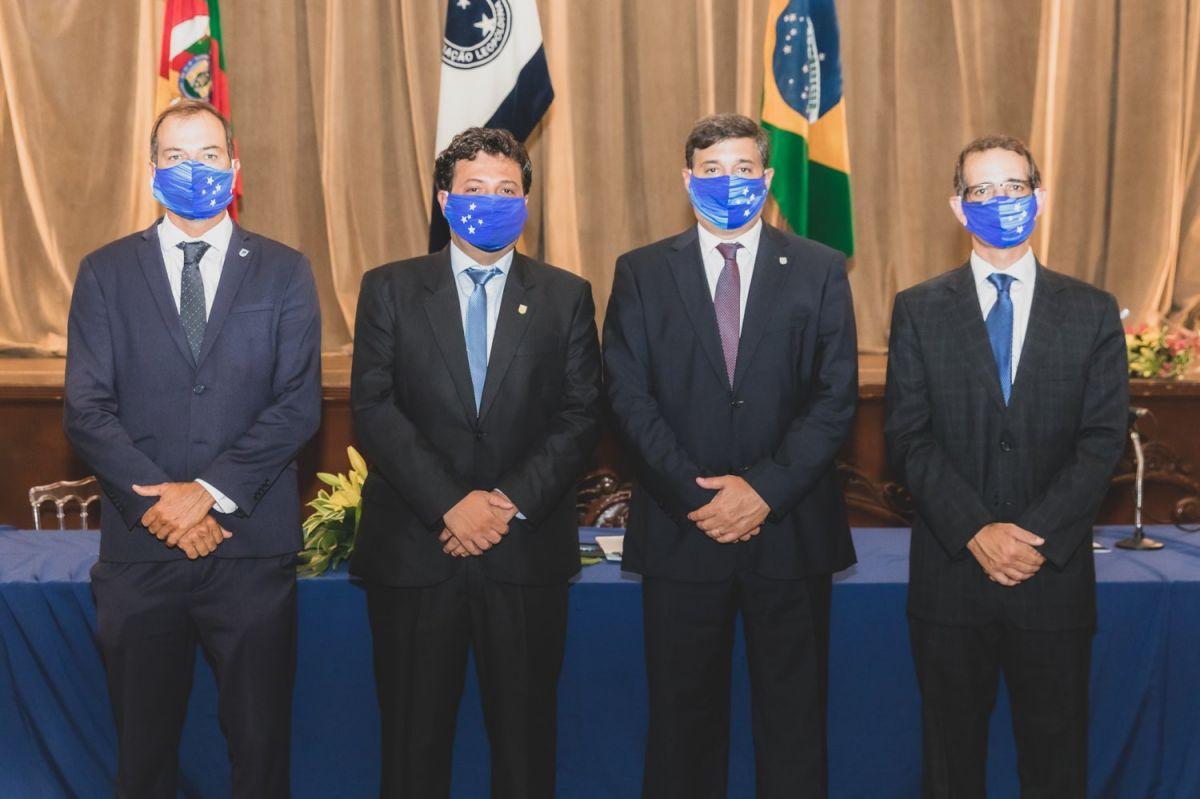 Nova diretoria ALJ Gestão 2021