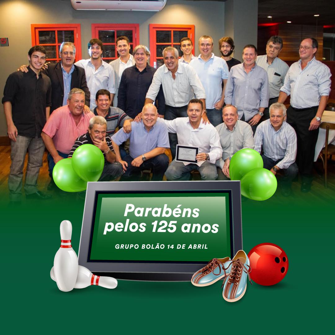 Parabéns aos bolonistas!