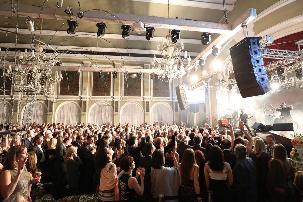Paralamas do Sucesso foi atração na Festa de Aniversário ALJ 154 anos. (Crédito: Equipe Nattan Carvalho)