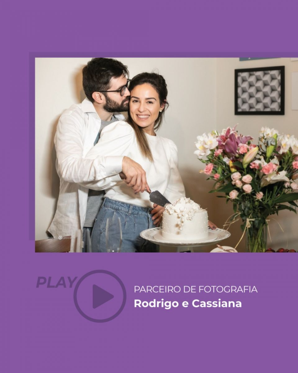 Parceiros: Rodrigo e Cassiana