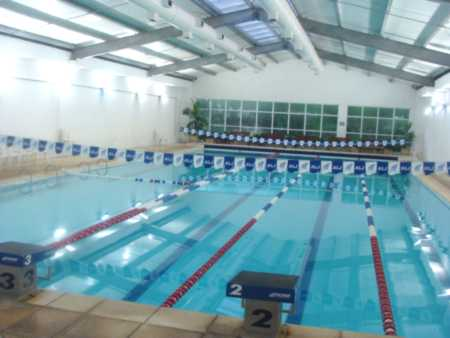 Juvenil piscina coberta ser liberada for Piscina coberta