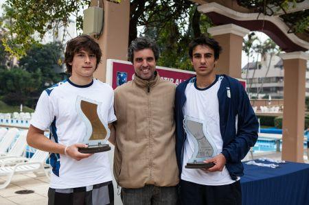5621852f33f Resultados oficiais da Copa Astir ALJ 149 anos de Tênis Infantil e Infanto- Juvenil. Nattan Carvalho Nattan Carvalho