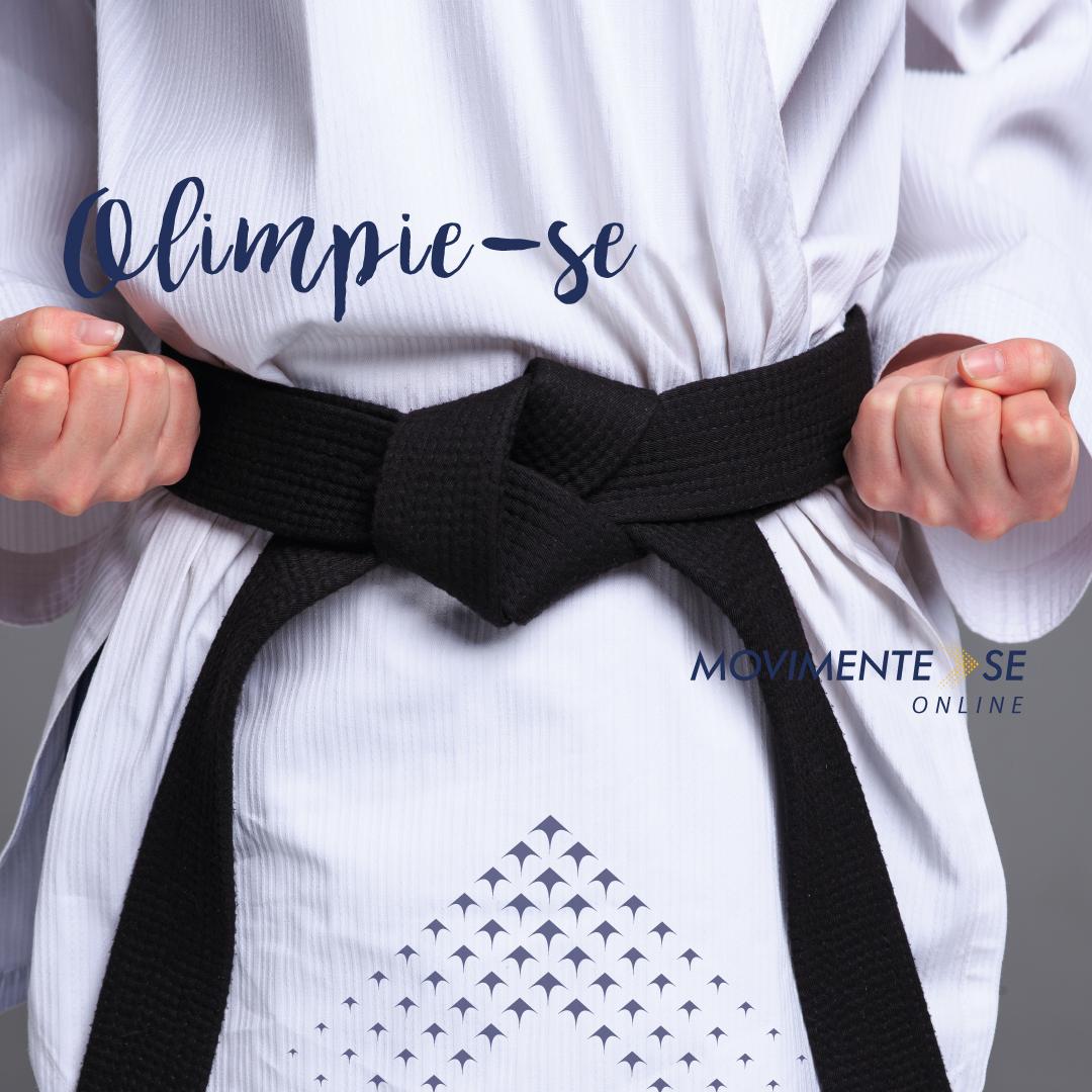 Série Olimpíadas - Judô
