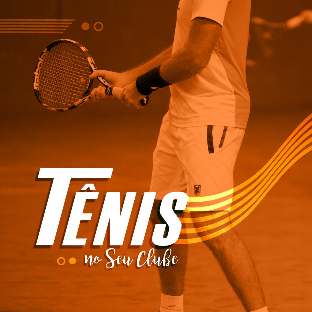 Tênis no Seu Clube