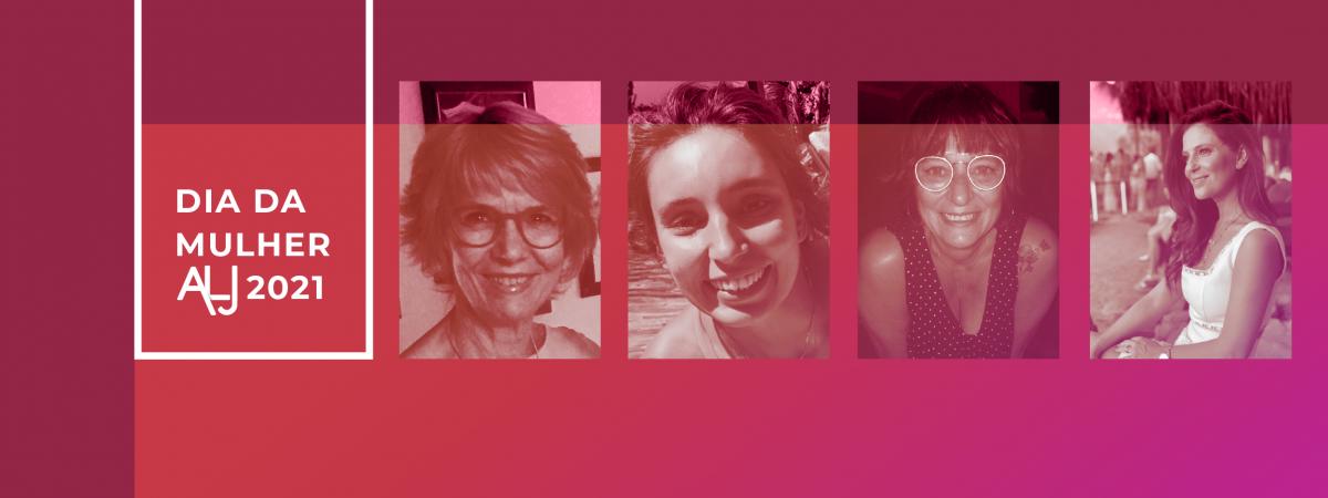Na imagem: Ieda Berlim, Laura Letti, Giovanna Varaschin e Xuxa Pires