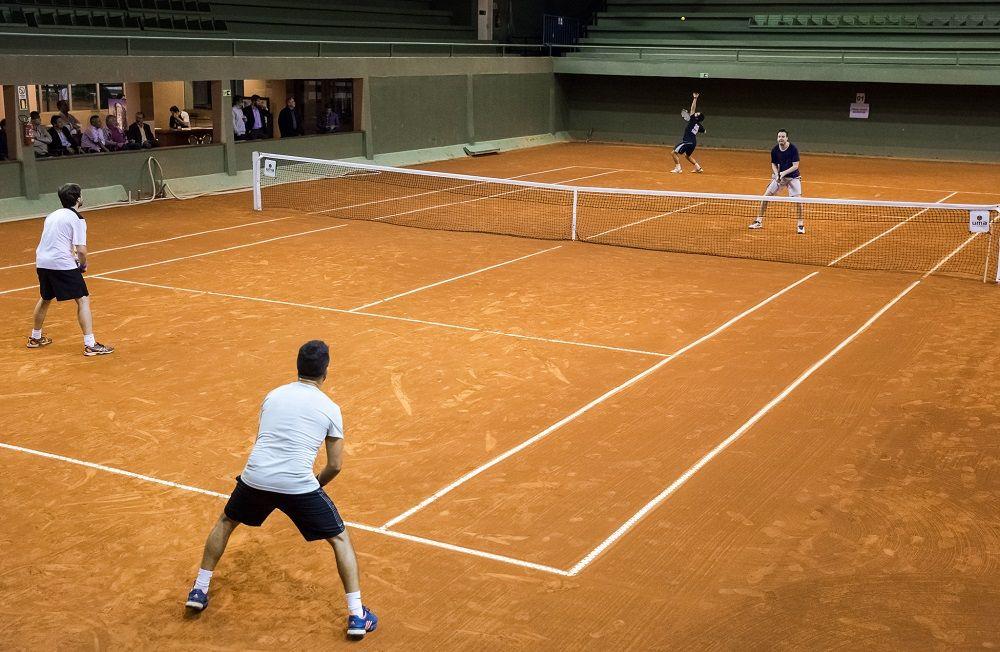 Torneio Walhalla movimenta as quadras da Sede Nova York. Crédito: Rodrigo e Cassiana.