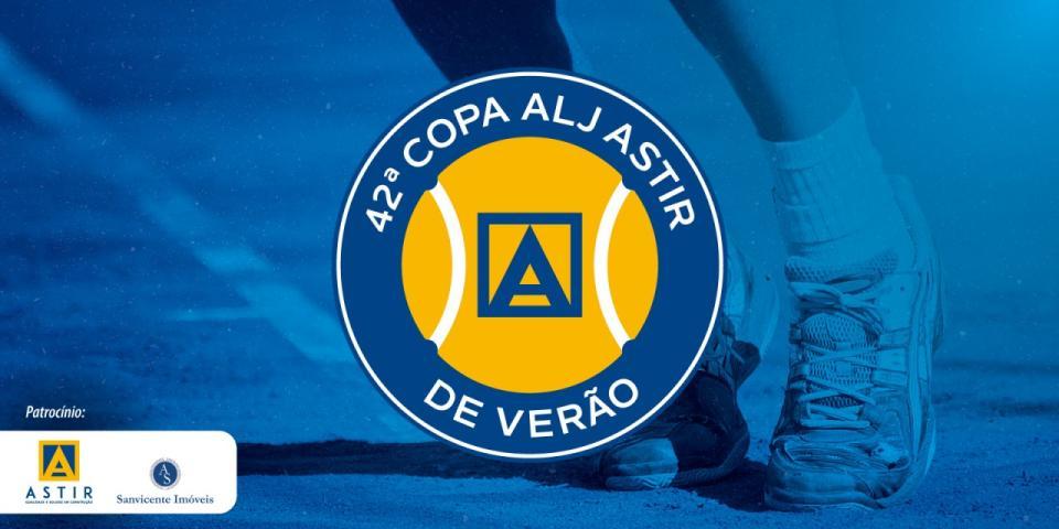 A 42ª Copa ALJ Astir de Verão 2018 já começou!
