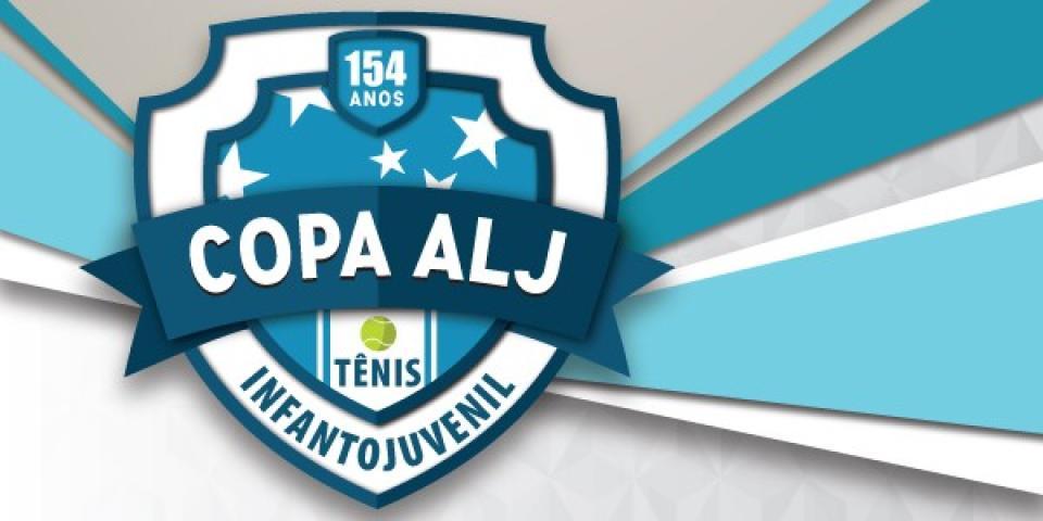 Copa ALJ 154 Anos de Tênis Infantojuvenil