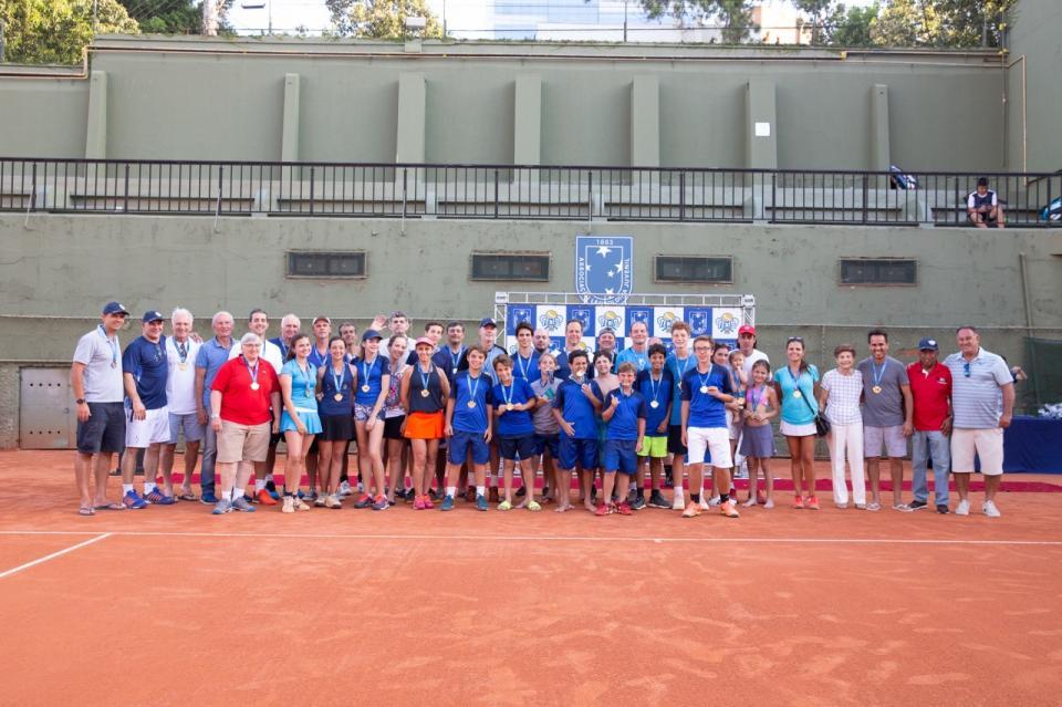 Festival celebra a história do Tênis no Juvenil
