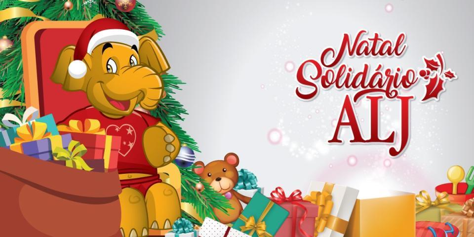 Natal Solidário no Juvenil!