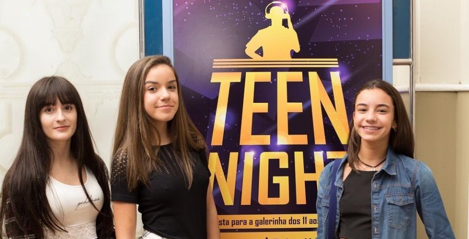 Teen Night tem data transferida
