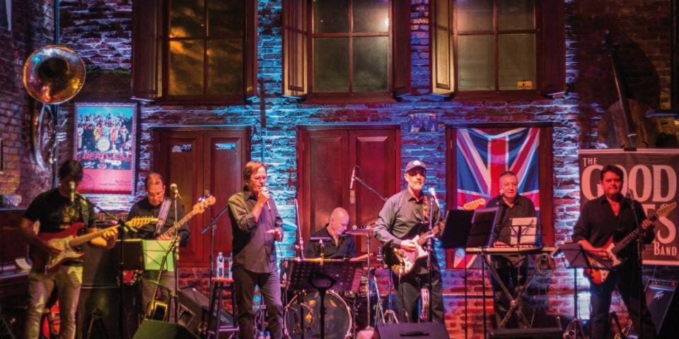 The Good Times Band é a atração no Encontro Musical