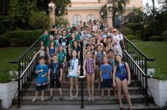 13º Torneio Integração de Natação