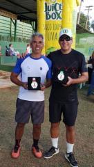 ALJ é destaque em 3 categorias no ITF Seniors de Goiânia