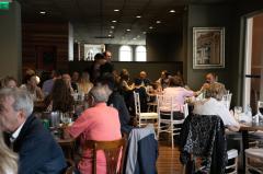 Almoço de Páscoa - Restaurante dos Arcos