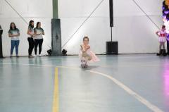 Apresentação da Escola de Patinação Artística ALJ/PATINART 2018