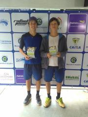 Atletas da Equipe de Tênis ALJ conquistam títulos em Caxias do Sul