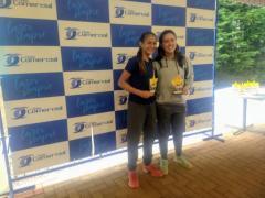 Atletas Equipe de Tênis ALJ