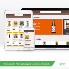 Case de Sucesso da isDesign: E-marketplace Cevas.com.br