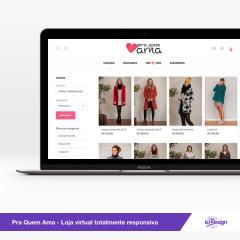 Case de Sucesso: E-commerce PraQuemAma.com.br