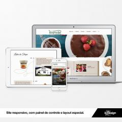 Case de Sucesso: Site responsivo da Bom Princípio Alimentos